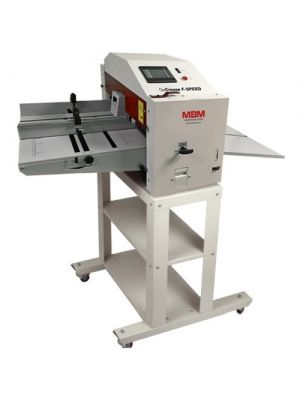 MBM GoCrease F-Speed Creasing/Perforating/Punching Machine
