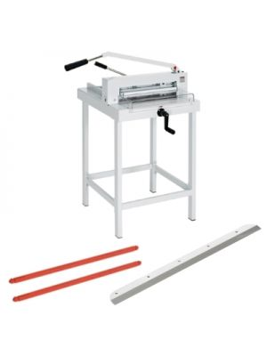 MBM Triumph 4300 Tabletop Cutter Package