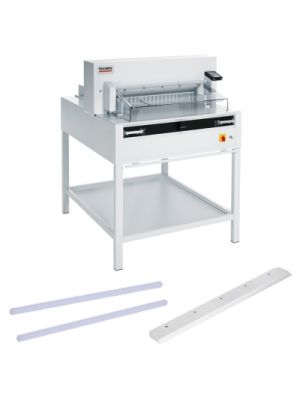MBM Triumph 6655 Automatic Programmable Cutter Package