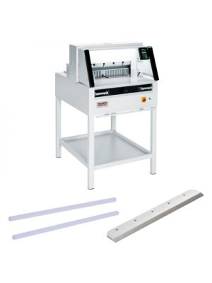 MBM Triumph 5260 Automatic Programmable Paper Cutter Package