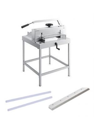 MBM Triumph 4705 Tabletop Cutter Package