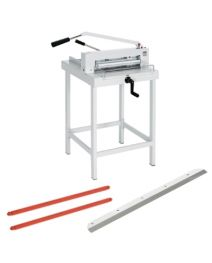 MBM Triumph 4315 Semi-Automatic Cutter Package